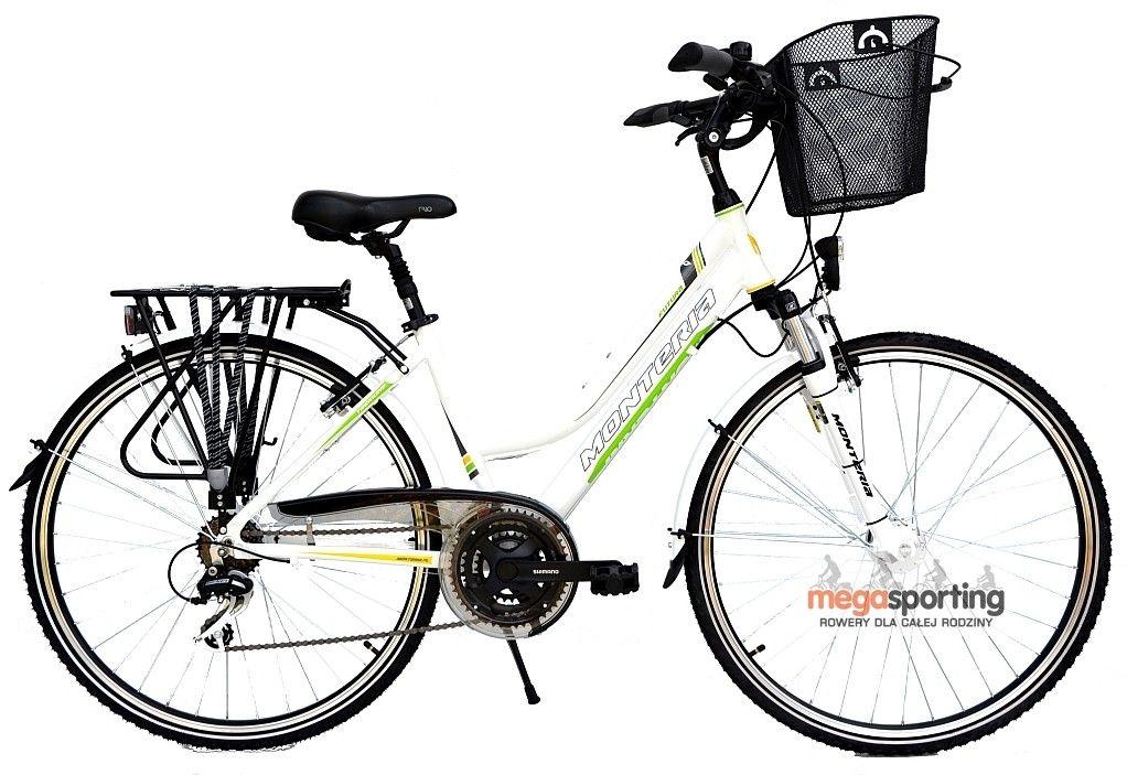 Rower trekkingowy Monteria Futura 2.0 2020