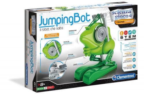 Zestaw kreatywny Jumping Bot CLEMENTONI 50325