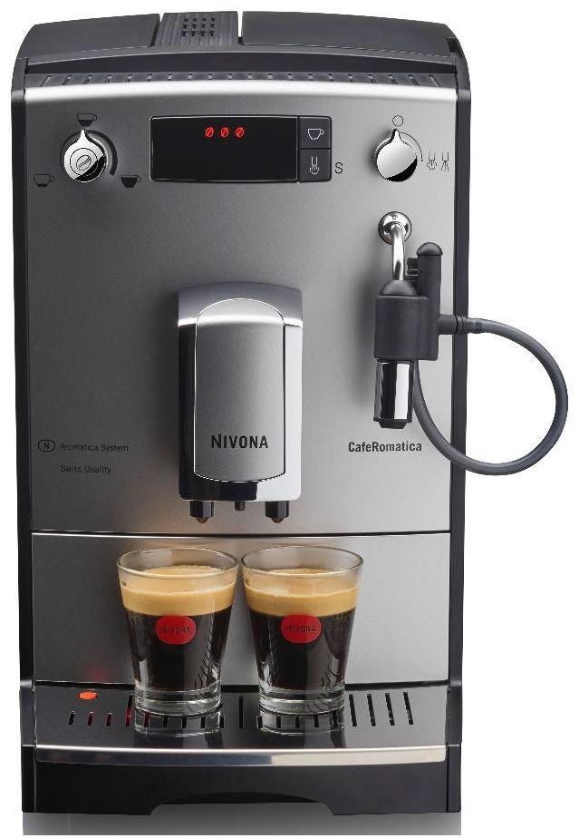 Ekspres ciśnieniowy Nivona CafeRomatica 530