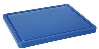 Deska z polietylenu niebieski HACCP GN 1/1