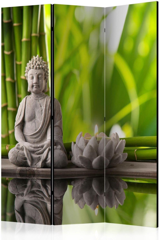 Parawan 3-częściowy - medytacja [parawan]