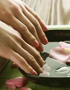 Japoński manicure  Poznań