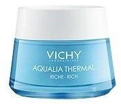 Vichy Aqualia Thermal Rich odżywczy krem nawilżający do skóry suchej i bardzo suchej 50 ml