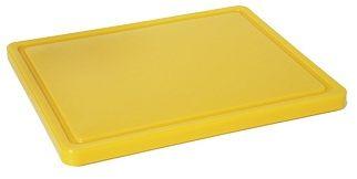 Deska z polietylenu żółty HACCP GN 1/1