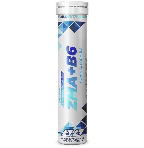 ZMA+B6 20 tabletek