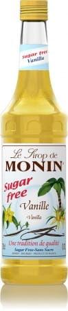 Monin Waniliowy - bez cukru 0,7 l