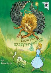 Czary w krainie Oz - Audiobook.