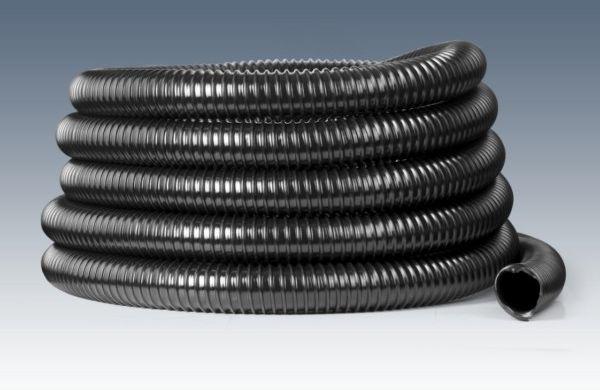 Węże antystatyczny PUR EL Średnio lekki Fi 285
