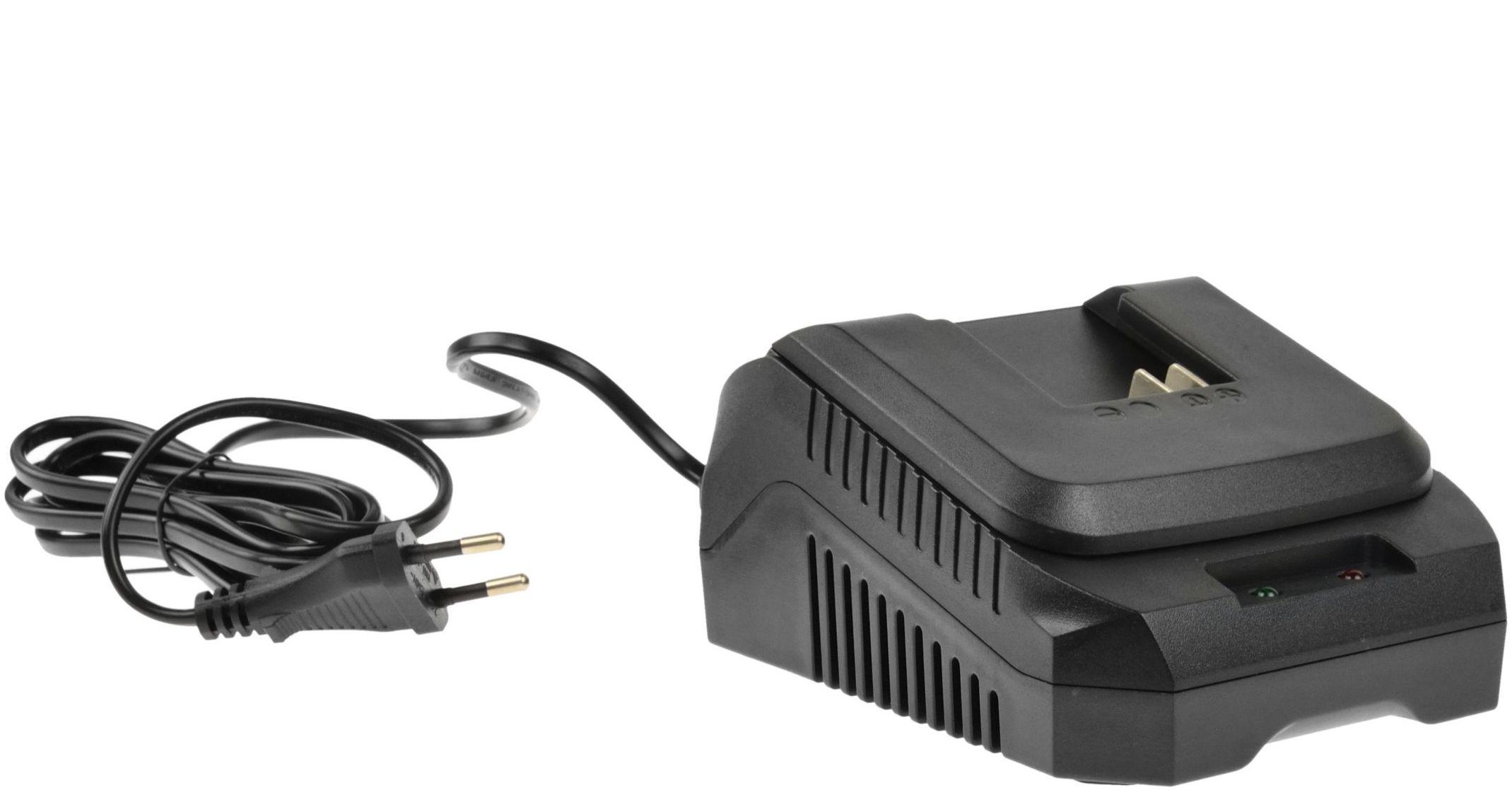 Ładowarka do akumulatorów Li-ion 18V Szybka (G80602)