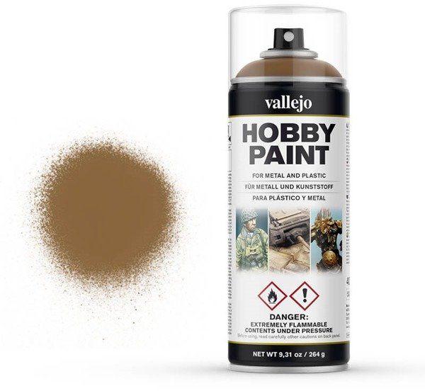 Farba Modelarska Fantasy Color Leather Brown Vallejo Spray