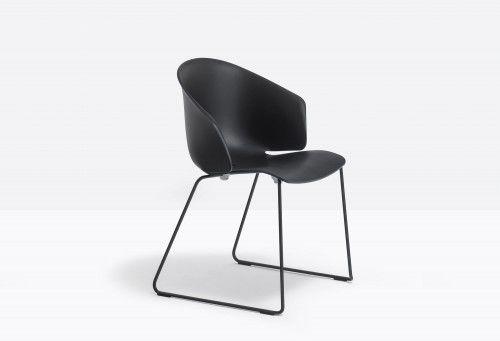 Pedrali Krzesło Grace Biały