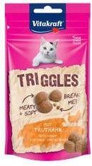 Vitakraft TRIGGLES indyk przysmak dla kota 40g