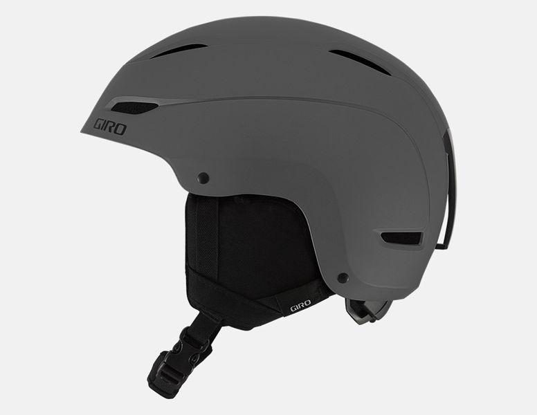 Kask narciarski/snowboardowy GIRO SCALE matte titanium Rozmiar: 62.5-65,90441