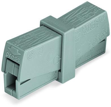Złączka serwisowa WAGO 2 x 2,5 mm2 224-201