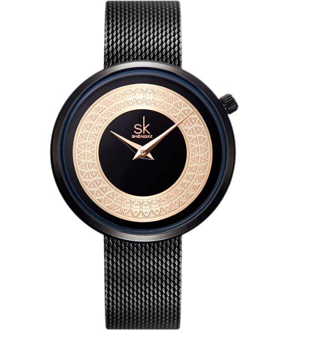 Zegarek SK na bransolecie mesh - SK94