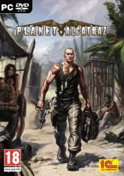Planet Alcatraz (PC) DIGITAL