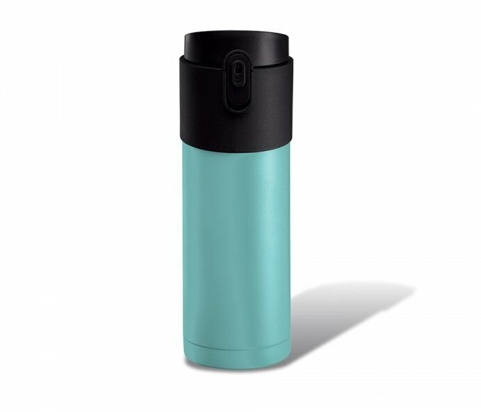 Kubek termiczny z zaparzaczem 350 ml PAO (aqua blue)