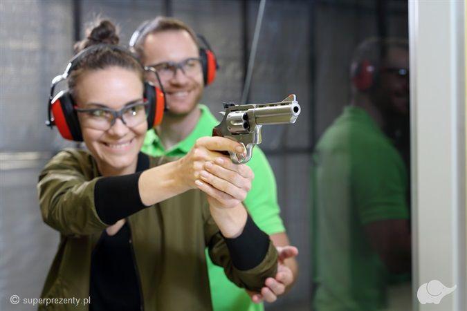 Voucher na strzelnice Kalisz