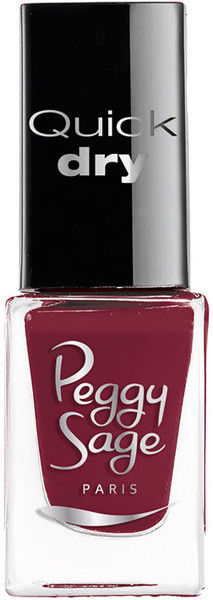 PEGGY SAGE - Lakier do paznokci Quick dry Mathilde 5221 - 5ml - ( ref. 105221)