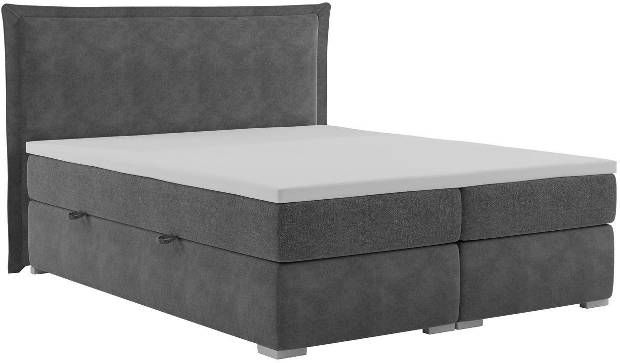 Podwójne łóżko hotelowe Pillar 160x200 - 58 kolorów