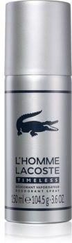 Lacoste L''Homme Lacoste Timeless dezodorant w sprayu dla mężczyzn 150 ml