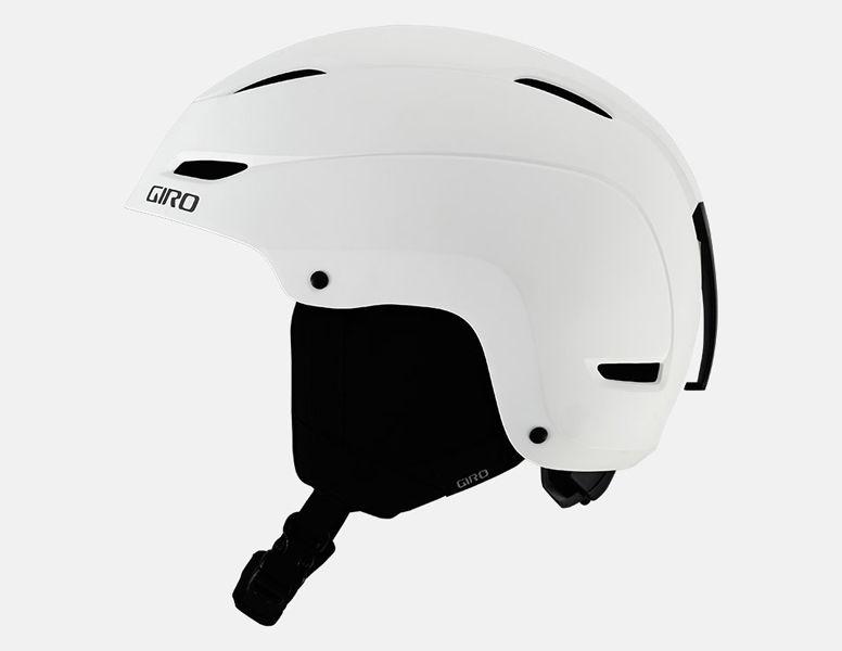 Kask narciarski/snowboardowy GIRO SCALE matte white Rozmiar: 52-55.5,90440