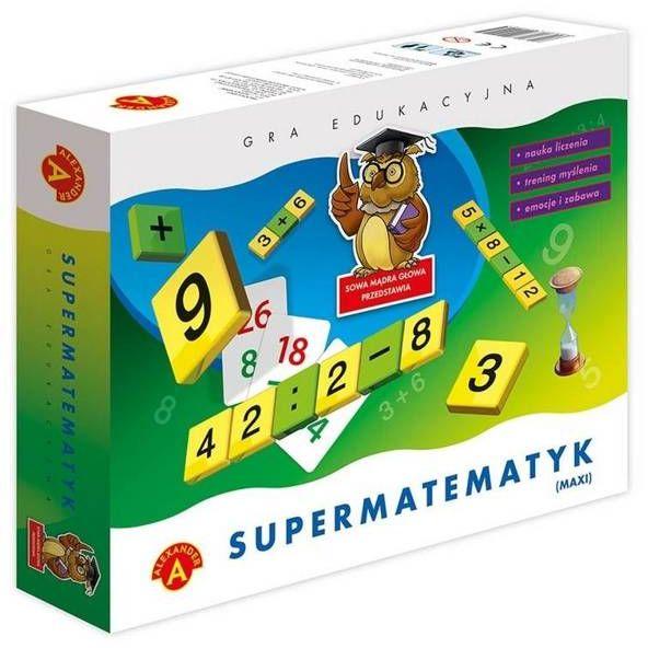Supermatematyk maxi ALEX - Alexander