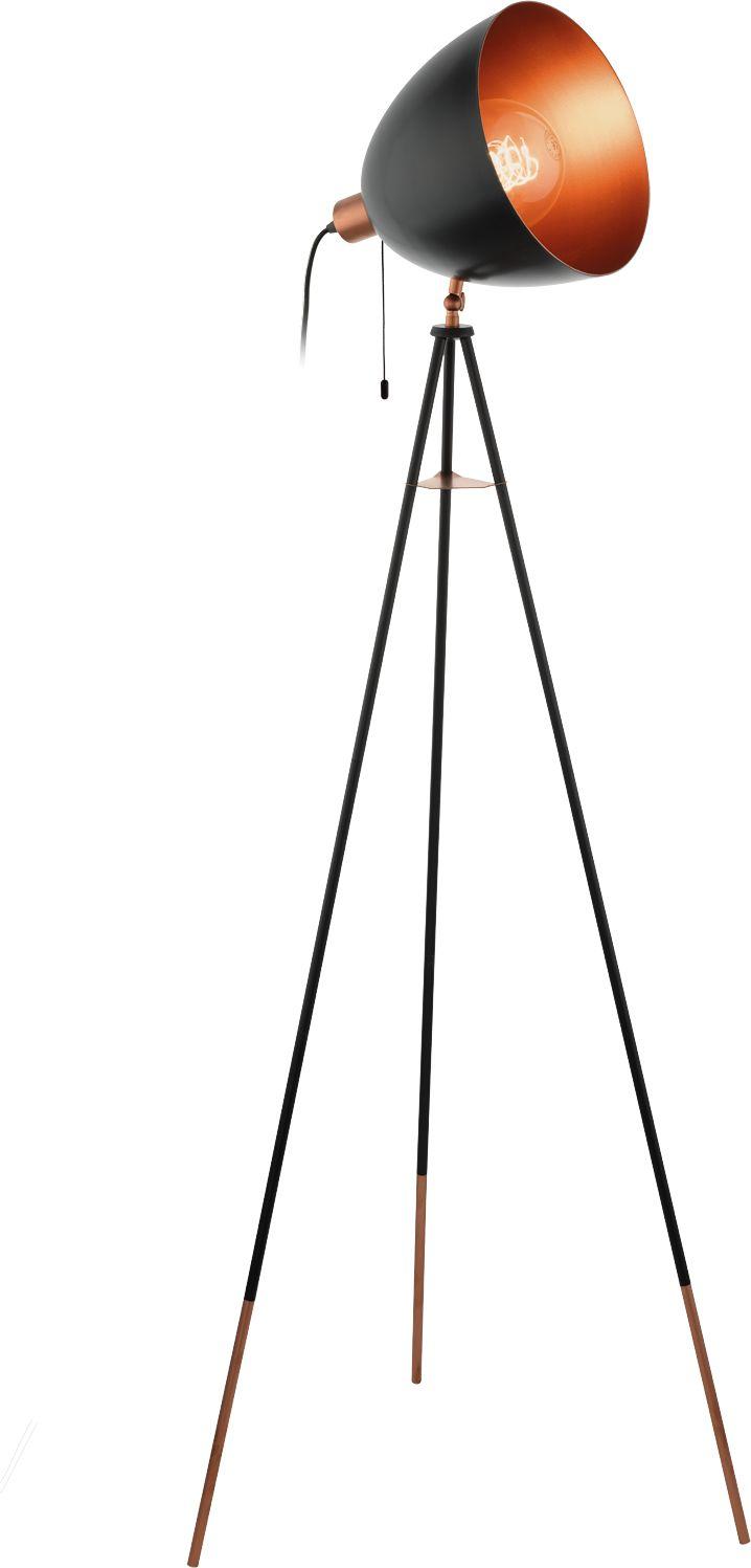 Eglo lampa podłogowa Chester 49386 - SUPER OFERTA - RABAT w koszyku