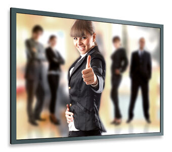 Ekran Ramowy Adeo FramePro Rear Buttons Vision Fold 350x267 Format 4:3+ UCHWYTorazKABEL HDMI GRATIS !!! MOŻLIWOŚĆ NEGOCJACJI  Odbiór Salon WA-WA lub Kurier 24H. Zadzwoń i Zamów: 888-111-321 !!!