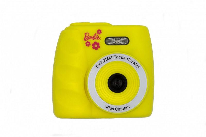 Cyfrowy aparat fotograficzny Barbie żółty