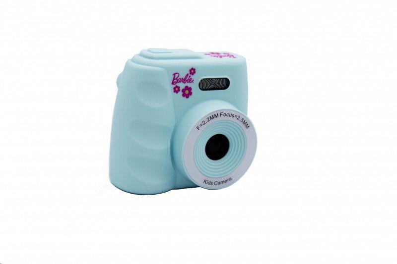 Cyfrowy aparat fotograficzny Barbie niebieski