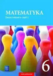 Matematyka SP 6/1 ćw. 2019 WSiP - Barbara Dubiecka-Kruk, Piotr Piskorski, Anna Dub