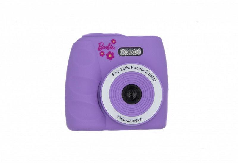 Cyfrowy aparat fotograficzny Barbie fioletowy