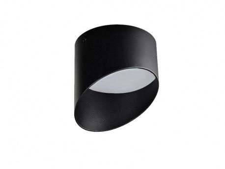 Plafon Momo 14 AZ2283 AZzardo nowoczesna oprawa w kolorze czarnym