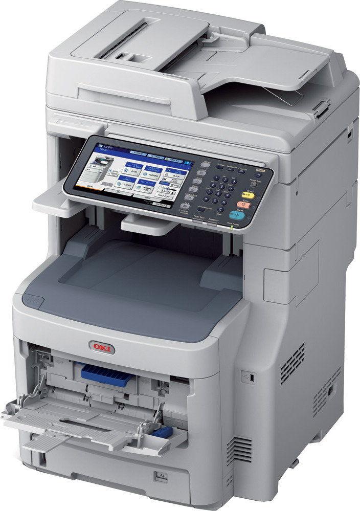 Urz. Wiel. Las. Kolor Oki MC780dfn fax (45377014) 3 lata