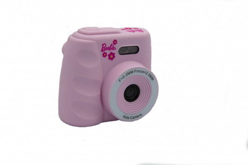 Cyfrowy aparat fotograficzny Barbie różowy