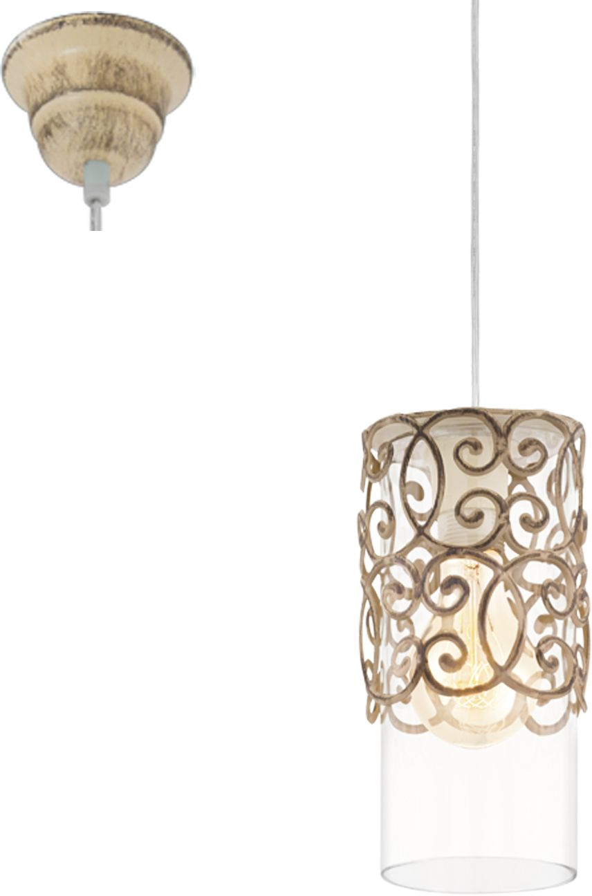 Eglo lampa wisząca Cardigan 49201 - SUPER OFERTA - RABAT w koszyku