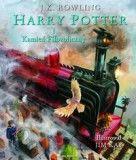 Harry Potter i kamień filozoficzny (wyd. ilustrowane) ZAKŁADKA DO KSIĄŻEK GRATIS DO KAŻDEGO ZAMÓWIENIA