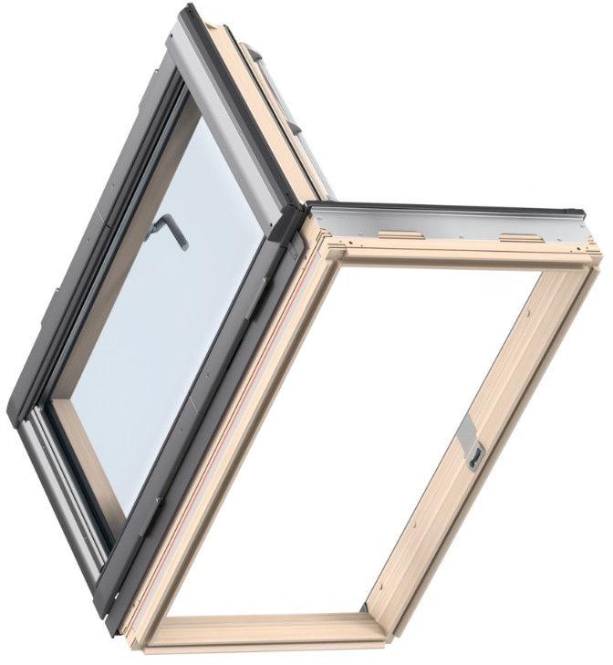 Okno wyłazowe supertermoizolacyjne GXL 3066 Velux wyłaz dachowy