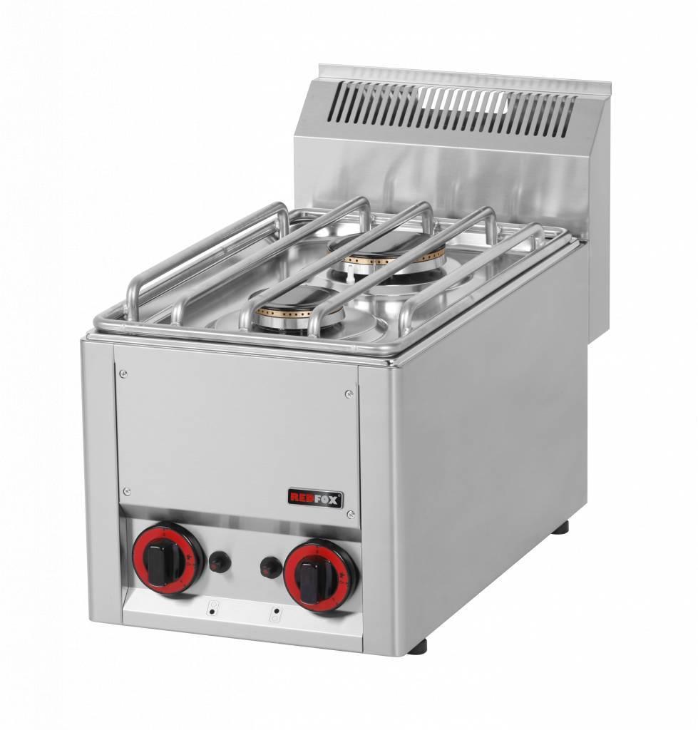 Kuchnia gazowa nastawna 6600W 330x600x(H)290mm