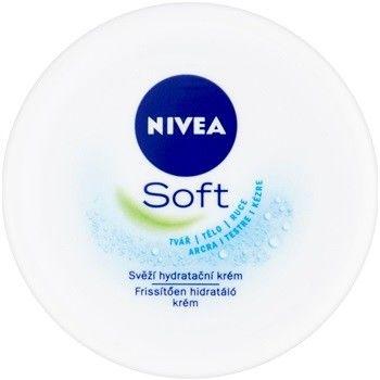 Nivea Soft świeży krem nawilżający 300 ml
