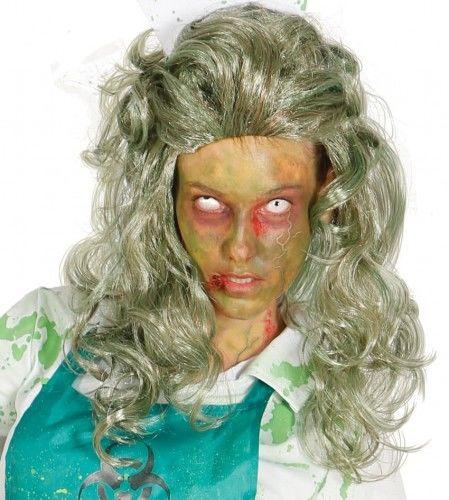 Peruka damska Zombie