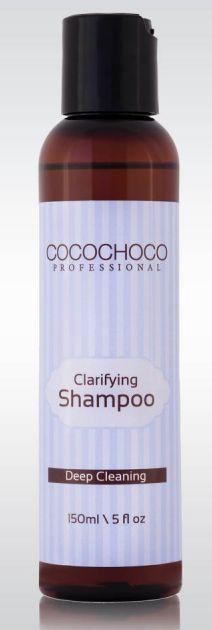 Cocochoco Professional Clarifying Shampoo głęboko oczyszczający szampon do włosów 150ml