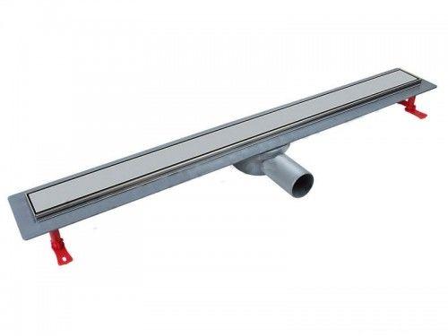 Odpływ liniowy Alfa Linear z rusztem dwustronnym L-80 cm