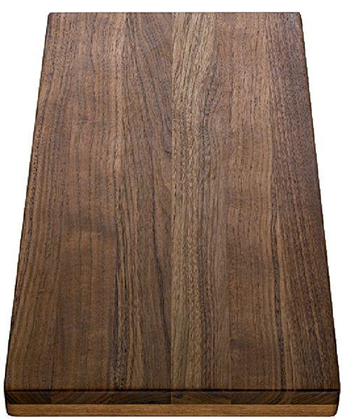 Blanco Deska drewniana orzech 420x290x70 mm