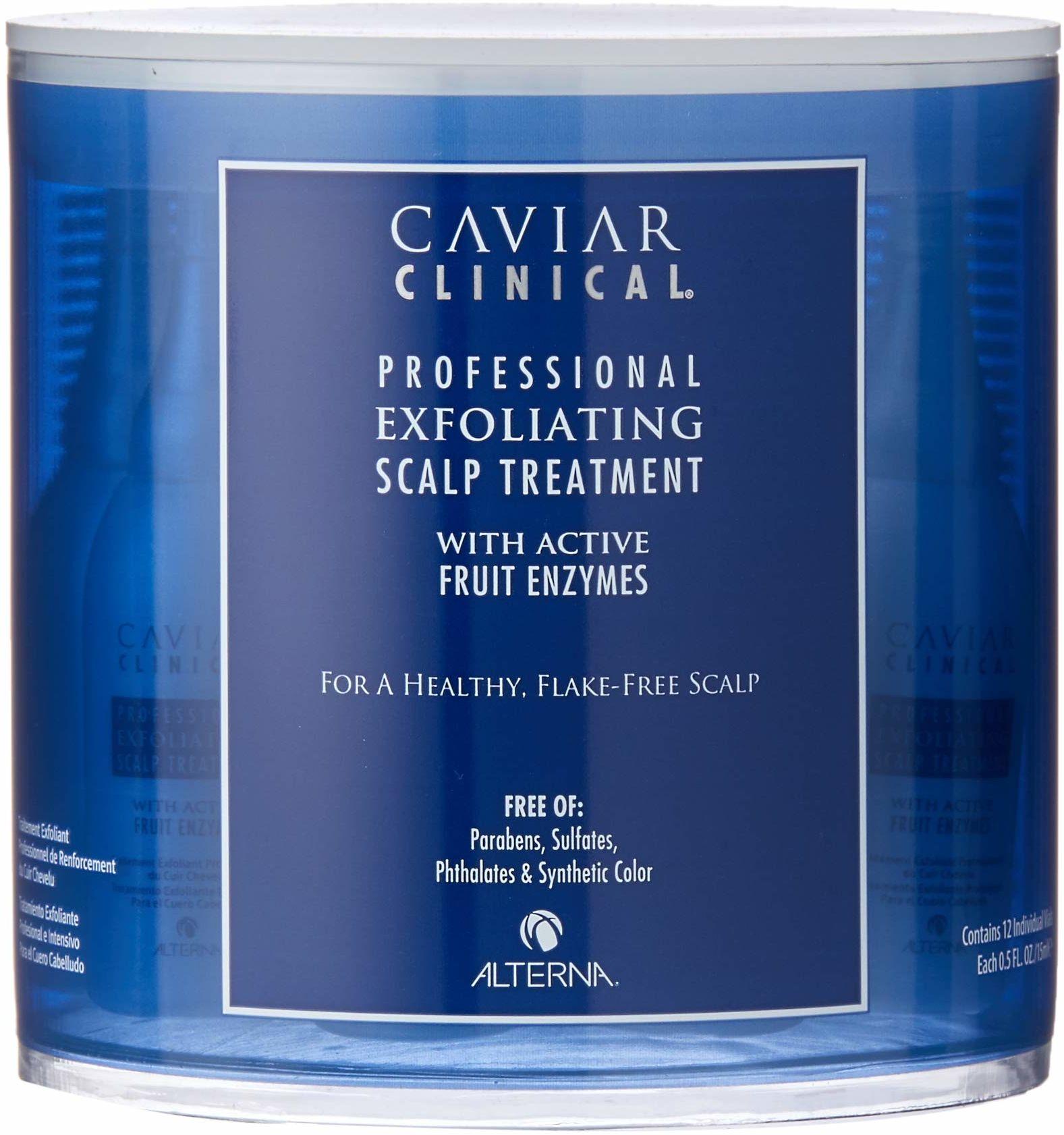 Alterna Caviar Clinical Dandruff Control Exfoliating pielęgnacja skóry głowy, 180 ml