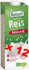 Pakiet - Napój ryżowy bezglutenowy BIO 12 x 1 L Natumi