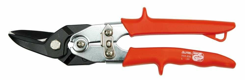 Nożyce do blachy l-250mm, lewe, do 1,5mm. profi Vorel 48000 - ZYSKAJ RABAT 30 ZŁ