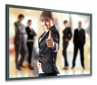 Ekran Ramowy Adeo FramePro Rear Buttons Vision Fold Rear 400x232 Format 16:9+ UCHWYTorazKABEL HDMI GRATIS !!! MOŻLIWOŚĆ NEGOCJACJI  Odbiór Salon WA-WA lub Kurier 24H. Zadzwoń i Zamów: 888-111-321 !!!