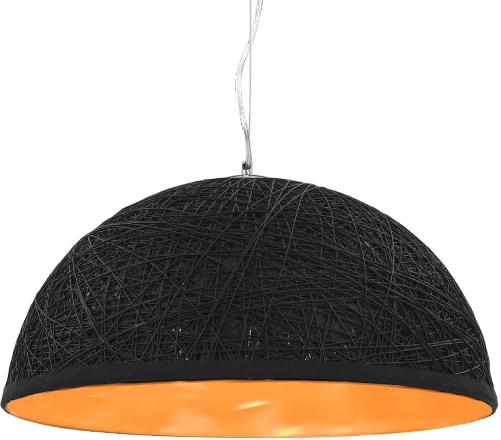 Czarno-złota lampa wisząca w stylu boho - EX110-Melita